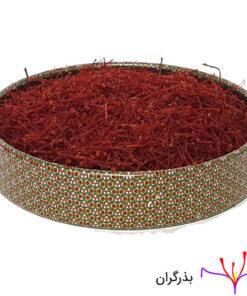 خرید زعفران سرگل یک مثقالی