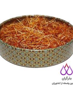خرید ریشه زعفران یک مثقالی قاینات